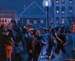 Whitney Acquires Archibald Motley Masterwork image