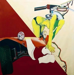 Robert Boynes 'Auto Sex' 1968 image
