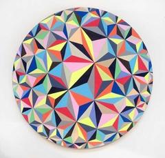 Al Munro, 'Hyperbolic Infinite V' 2015 image