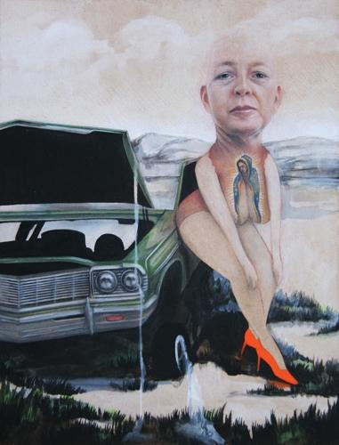 Tanmaya Bingham, 'Mary's Lowrider' 2015 image