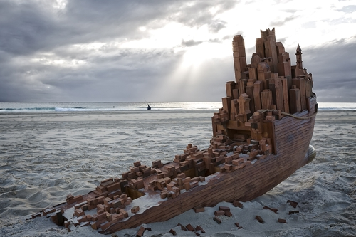 Oliver Stretton-Pow Infrastructure: Ship of Fools image