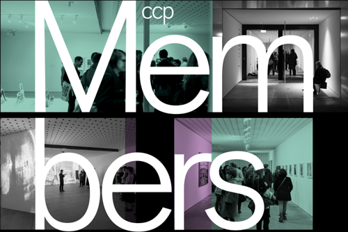 We invite you to join our membership community and belong to something contemporary image