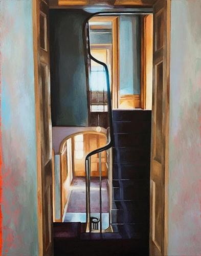 Waratah Lahy, 'Double Stair' 2015 image