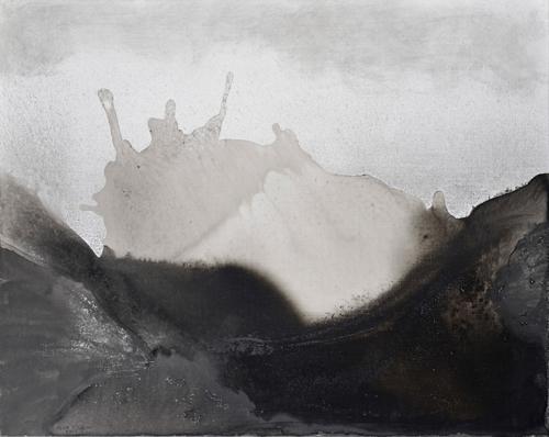 """Gao Xinjian """"Lumière"""" image"""