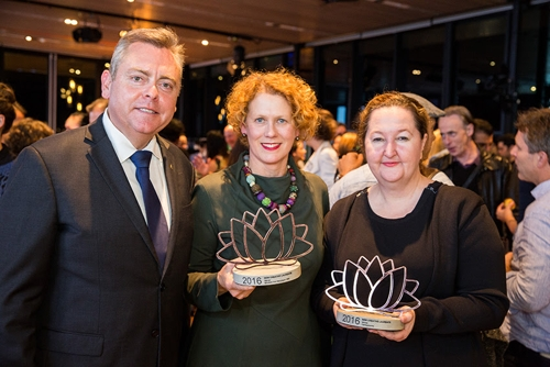 MCA Director Wins 2016 NSW Creative Achievement Award image