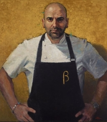 MasterChef masterstroke: First-time Archibald Prize entrant wins Packing Room Prize image