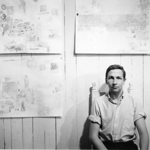 Robert Rauschenberg Retrospective Opens At Tate Modern image