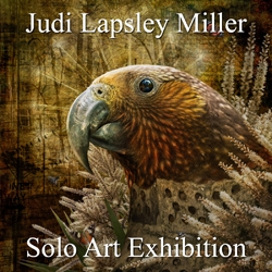 Judi Lapsley Miller Awarded a Solo Art Exhibition image