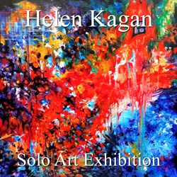 Helen Kagan Awarded a Solo Art Exhibition image