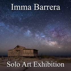 Imma Barrera Awarded a Solo Art Exhibition image