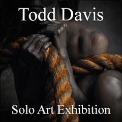 Todd Davis Awarded a Solo Art Exhibition image