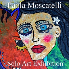 Paola Moscatelli Awarded a Solo Art Exhibition image