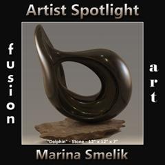 Marina Smelik Artist Spotlight Solo Art Exhibition image