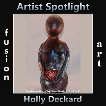 Holly Deckard - Artist Spotlight Winner image