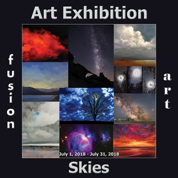 2nd Annual Skies Art Exhibition image