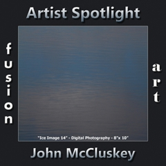 John McCluskey - Artist Spotlight Winner for July 2018 image