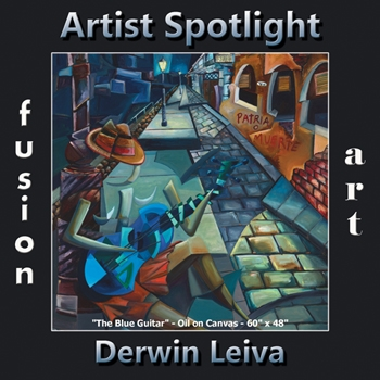 Derwin Leiva - Traditional Artist Spotlight Winner image