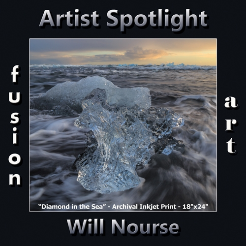 Will Nourse - Digital & Photography Artist Spotlight Winner image