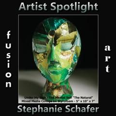 Stephanie Schafer - 3-Dimensional Artist Spotlight Winner image