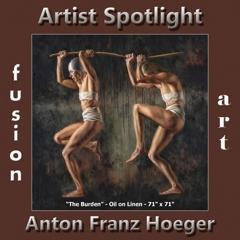 Anton Franz Hoeger - Artist Spotlight Winner image