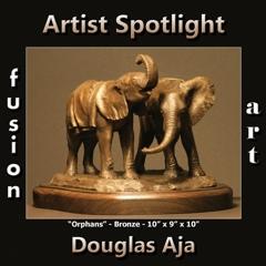 Douglas Aja - Artist Spotlight Solo Art Exhibition image