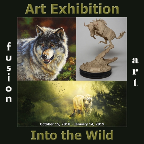Into the Wild Art Exhibition image