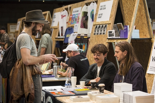 MELBOURNE ART BOOK FAIR 2019 image