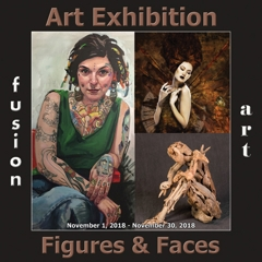 4th Annual Figures & Faces Art Exhibition image