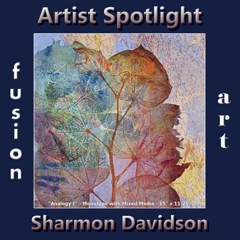 Sharmon Davidson - Artist Spotlight Winner for November 2018 image
