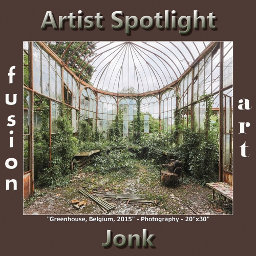 Jonk - Artist Spotlight Winner for November 2018 image