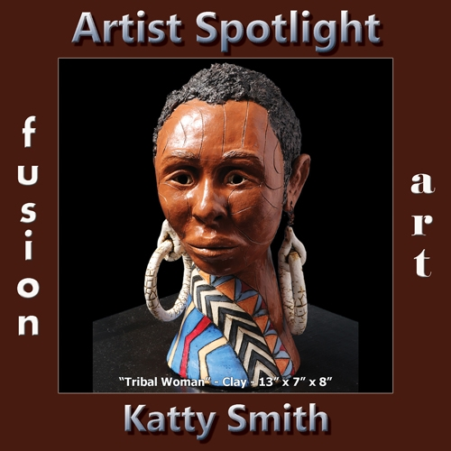 Katty Smith - Artist Spotlight Winner for November 2018 image
