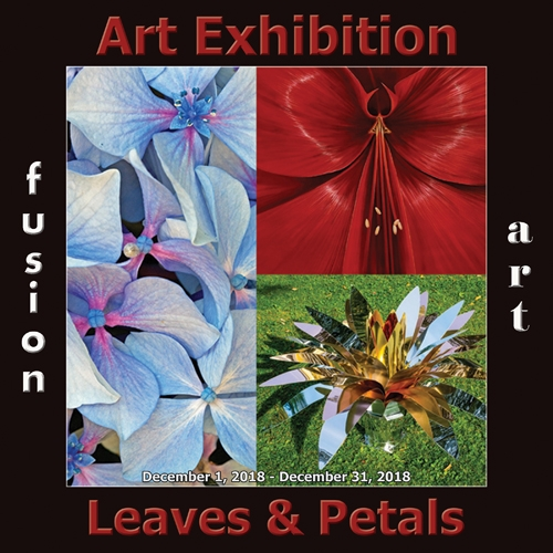 4th Annual Leaves & Petals Art Exhibition image
