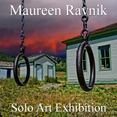 Maureen Ravnik is Awarded a Solo Art Exhibition image
