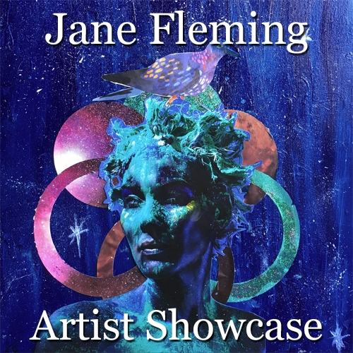 Jane Fleming is Awarded an Artist Showcase Feature image