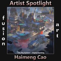 Haimeng Cao is Fusion Art's Photography & Digital Artist Spotlight Winner for July 2019 image