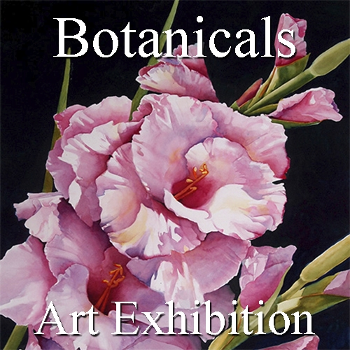 "9th Annual ""Botanicals"" Art Exhibition Winning Artists Announced image"