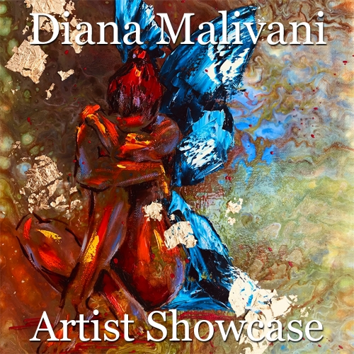 Diana Malivani is Awarded an Artist Showcase Feature image