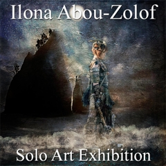 Ilona Abou-Zolof is Awarded a Solo Art Exhibition image