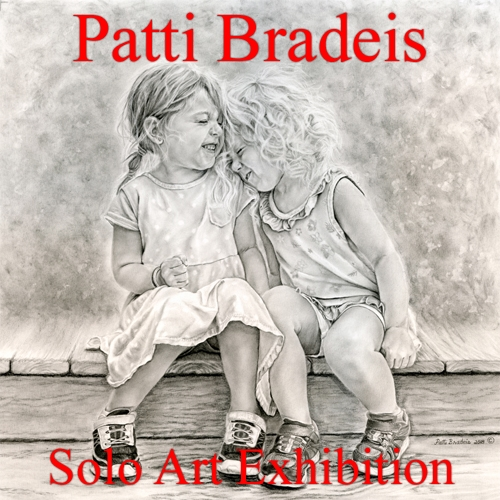 Patti Bradeis is Awarded a Solo Art Exhibition image