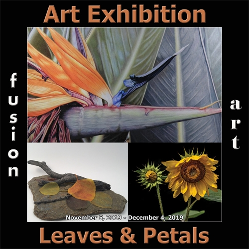 Fusion Art Announces the Winners of the 5th Annual Leaves & Petals Art Exhibition image