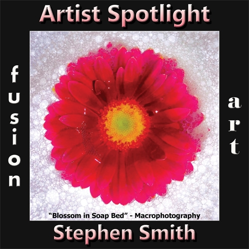 Stephen Smith is Fusion Art's Photography & Digital Artist Spotlight Winner for November 2019 image