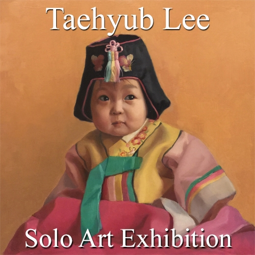 Taehyub Lee is Awarded a Solo Art Exhibition image