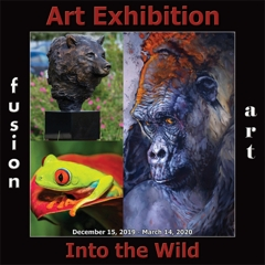 Fusion Art Announces the Winners of the 2nd Annual Into the Wild Art Exhibition image