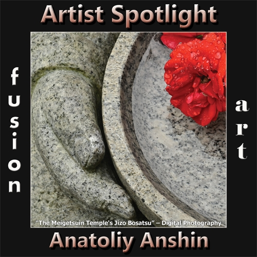 Anatiliy Anshin is Fusion Art's Photography & Digital Artist Spotlight Winner for December 2019 image