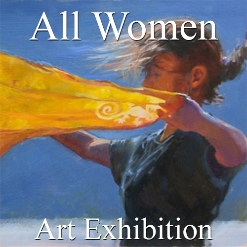 "9th ""All Women"" Art Exhibition 2020 Winners Announced image"