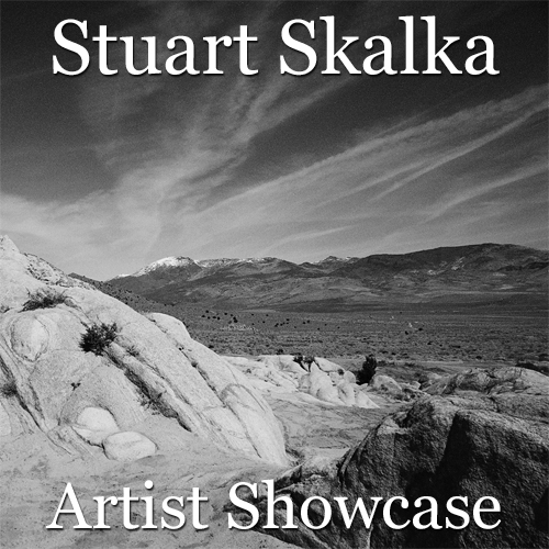 Stuart Skalka is Awarded an Artist Showcase Feature image