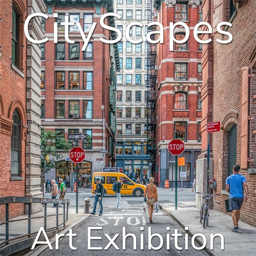 """CityScapes"" 2020 Art Exhibition Winning Artists Announced image"