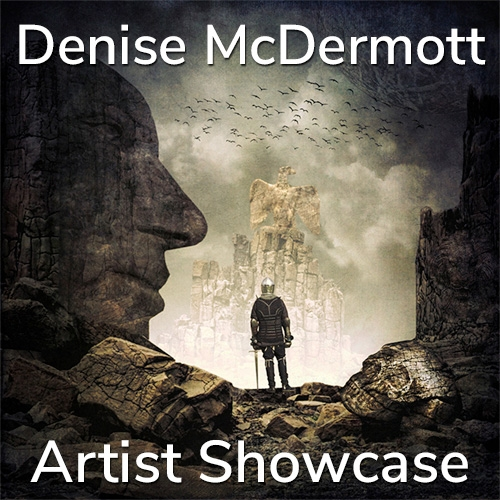 Denise McDermott is Awarded an Artist Showcase Feature image