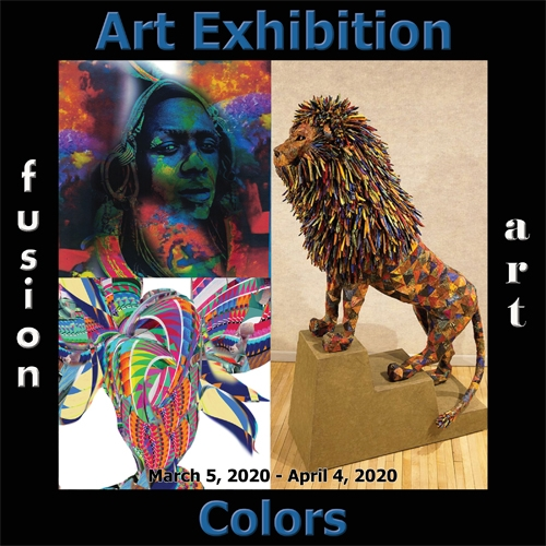 Fusion Art Announces the Winners of the 4th Annual Colors Art Exhibition image