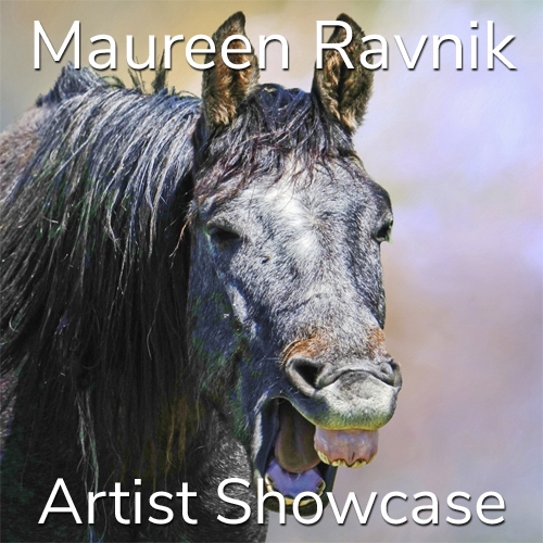 Maureen Ravnik is Awarded an Artist Showcase Feature image